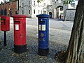 King George V Commemorative Postbox, Windsor - geograph.org.uk - 69578.jpg