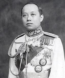 Le Siam (Thaïlande) et la Première Guerre mondiale . 255px-King_Vajiravudh_%28Rama_VI%29_of_Siam
