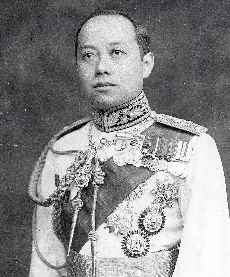 King Vajiravudh (Rama VI) of Siam.jpg