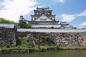 Kishiwada, Osaka - Kishiwada Castle