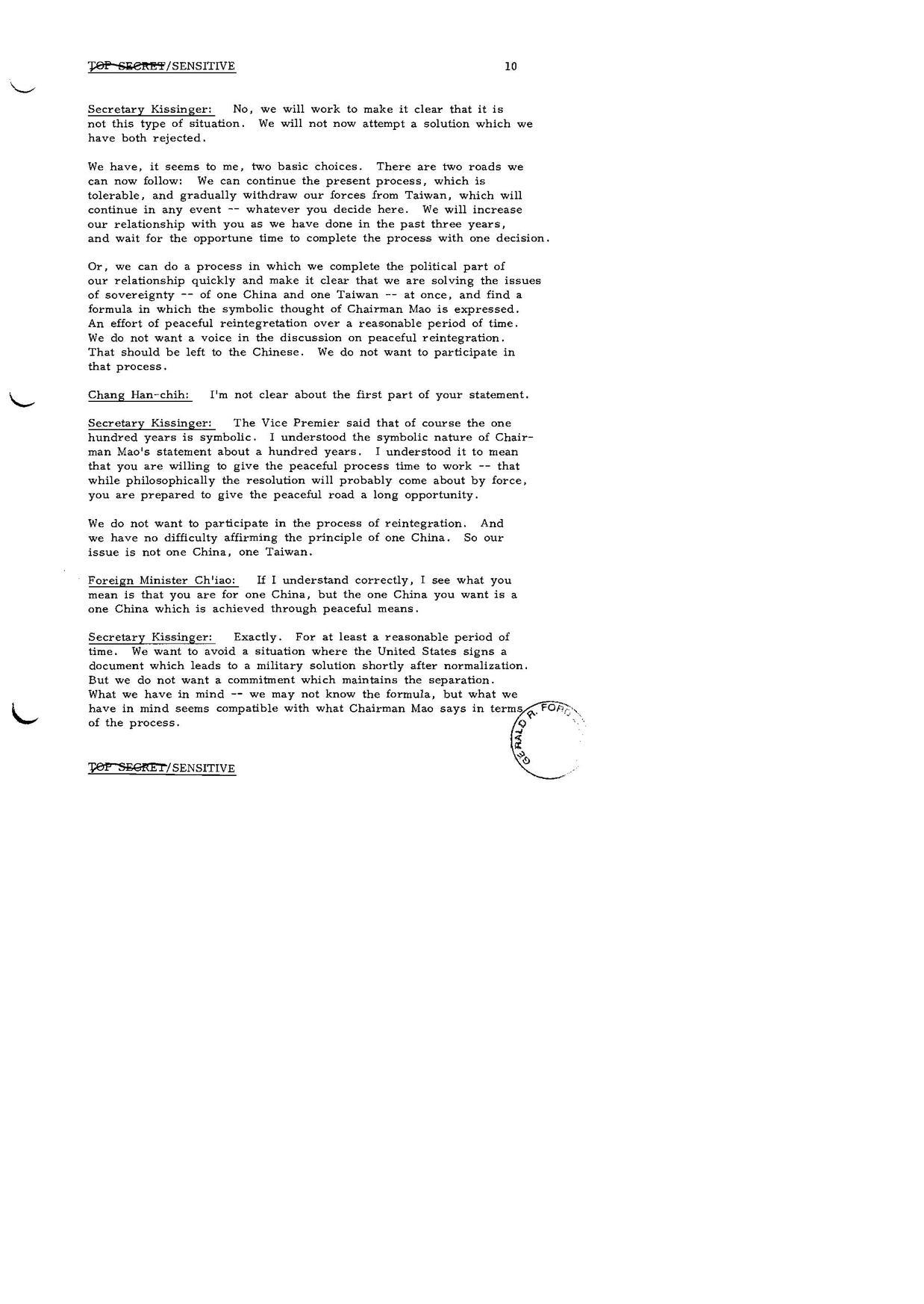 Page:Kissinger's Trip (2) - November 25-29, 1974(Gerald Ford