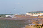 Kite surfer on the beach of Wissant, Pas-de-Calais -8057.jpg
