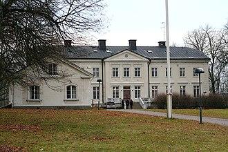 Kjesäter - Kjesäter manor 2008