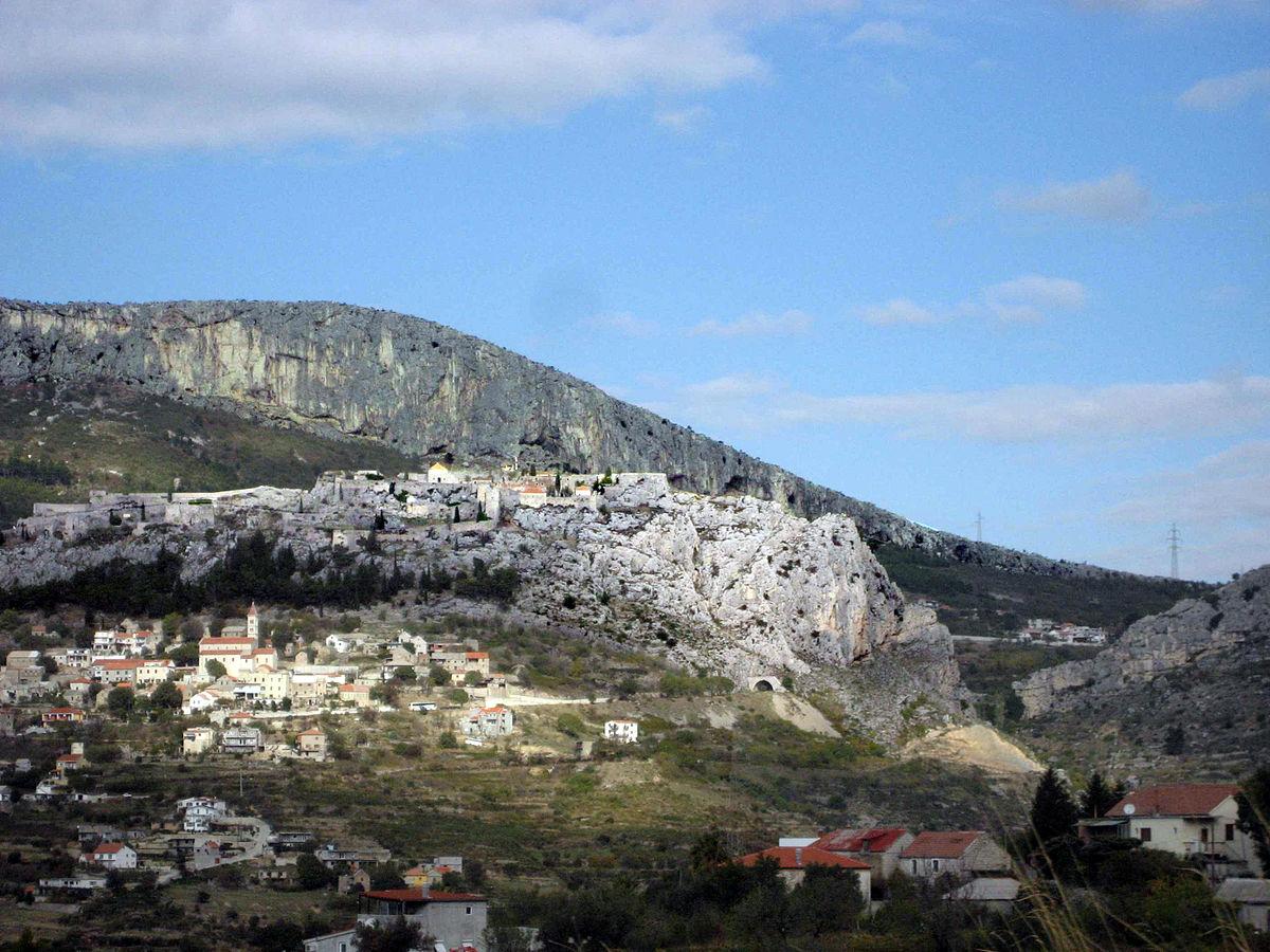 fortress of klis   wikipedia