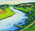 Klopp Moselle Greiveldange Stadtbredimus 1930.jpg