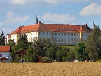 Zangberg - Zangberg Abbey
