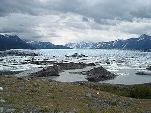 Knik Glacier - Knik Glacier