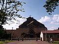 Kościół Matki Boskiej Częstochowskiej os. Szklane Domy Nowa Huta Kraków.JPG