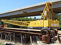 Kobelco CK1000-II crane left side.JPG