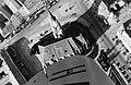 Kolozsvár 1941, légifotó a Szent Mihály templommal. Fortepan 31237.jpg