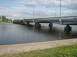 Большой Ижорский мост