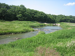 Korea-Gyeongju-River bank-03.jpg