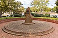 Korea-Malaysia-Vietnam War Memorial at Memorial Gardens in Narrandera.jpg