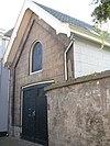 foto van Koetshuis, gebouwd voor familie C.J. de Jongh-van der Pant, wijnkooper