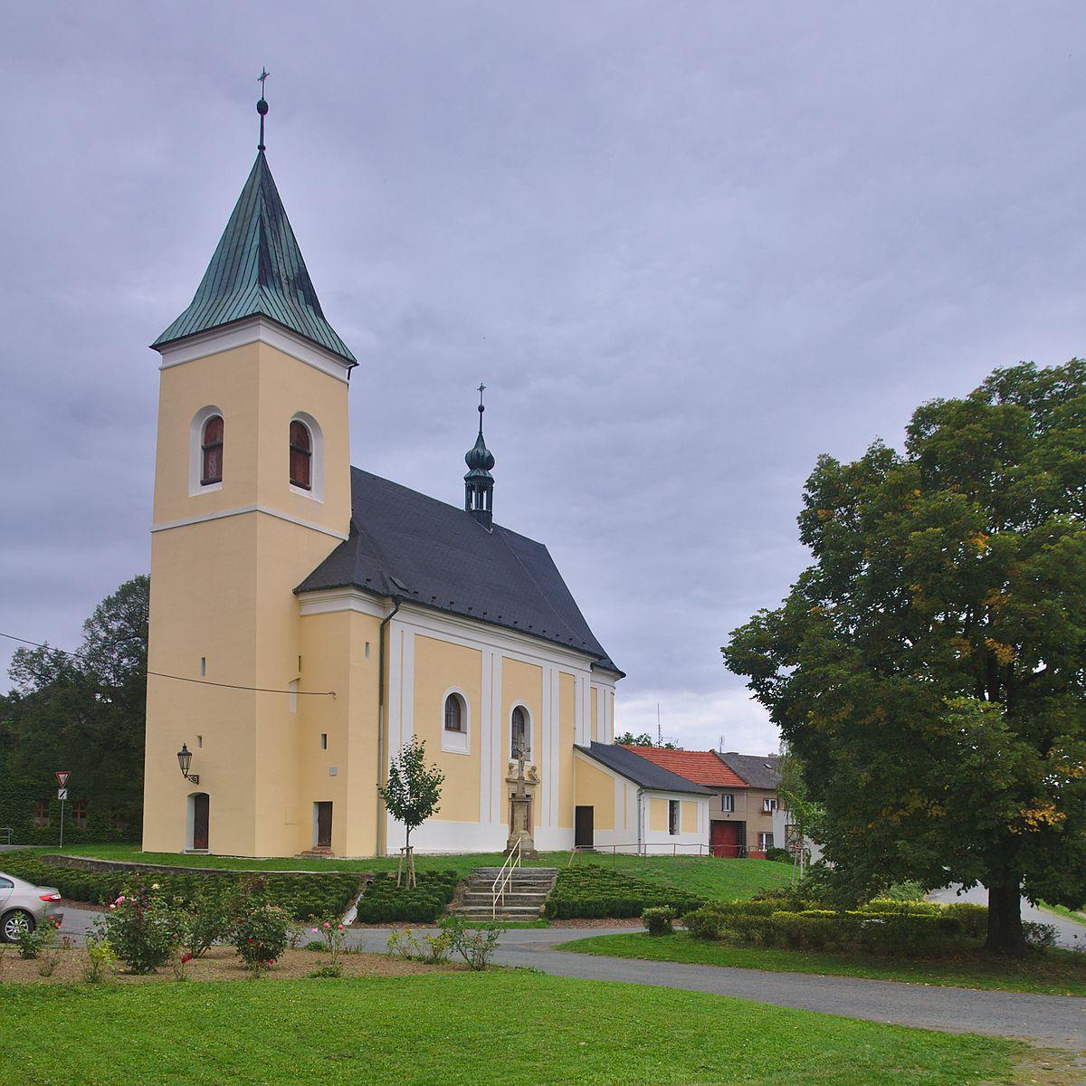 Stařechovice - Wikipedia, la enciclopedia libre