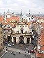 Kostel Nejsvetejsiho Salvatora, Karlova Krizovnicka, Praha 1.JPG