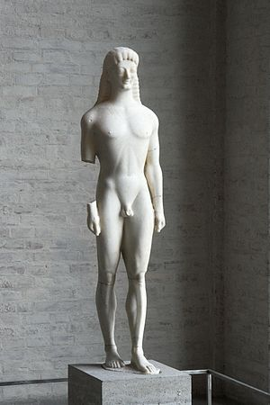 Kouros of Tenea - Kouros of Tenea
