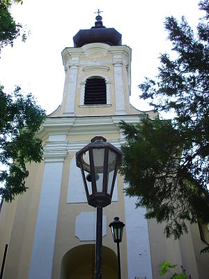 Dúbravka, Bratislava - Church of St Cosmas and Damian