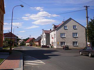 Krásná (Cheb District) Municipality in Karlovy Vary, Czech Republic