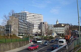 Rhein-Sieg-Kreis District in North Rhine-Westphalia, Germany