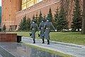 Kremlin Regiment, Changing of the Guard, Moscow (2007) 05.jpg