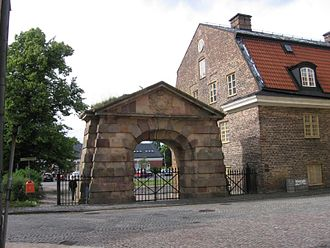 Kristianstad - Image: Kristianstad 070628 5