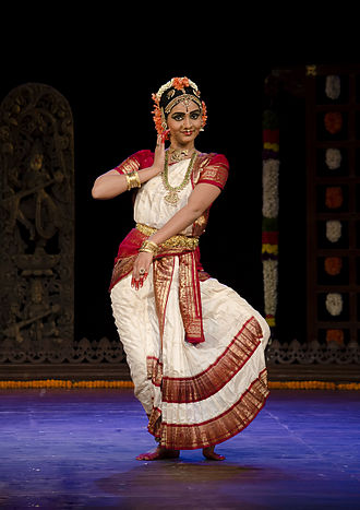 Indian classical dance - Image: Kuchipudi Performer DS