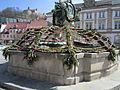 Kulmbach Luitpold-Osterbrunnen.JPG