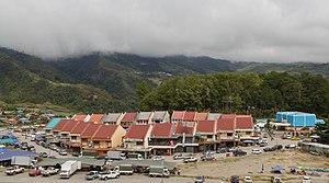 Kundasang Valley - Kundasang Valley