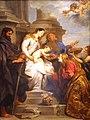 Kunsthistorisches Museum Wien, Anthony van Dyck, Maria mit Kind und den Hl. Rosalia, Petrus und Paulus.JPG