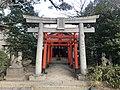 Kusumori Inari Shrine in Umi Hachiman Shrine 2.jpg