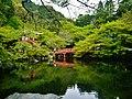Kyoto Daigo-ji Benten-Teich 03.jpg