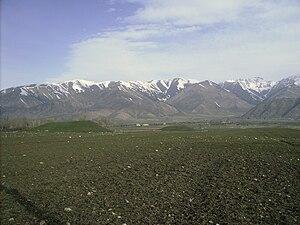 Tüp - Landscape near Tüp
