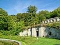 L'Isle-Adam (95), château de Stors, parc, entrée des caves sous la première terrasse.jpg