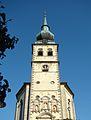 L' église de Koerich au Grand-Duché de Luxembourg.JPG