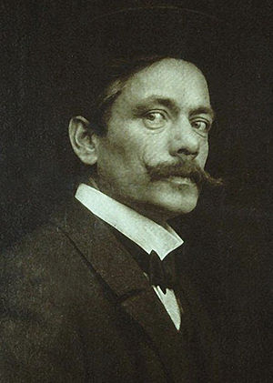 Léon Hornecker - Léon Hornecker (c.1890)