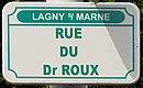 L2763 - Plaque de rue - Rue du Docteur Roux.jpg