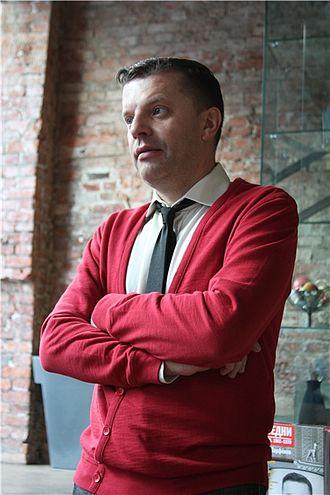 Leonid Parfyonov - Leonid Parfyonov, 2010