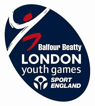 London Youth Games - Image: LY Glogo