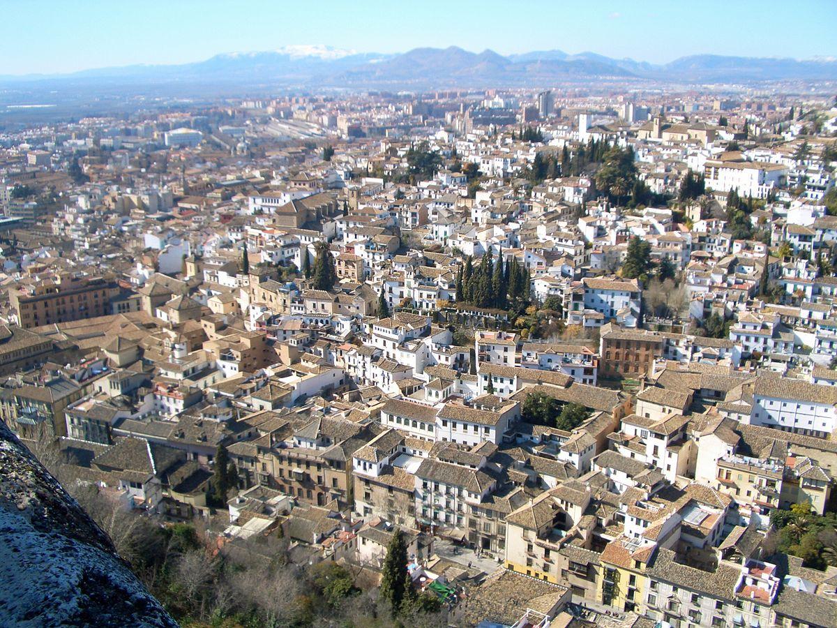 L Espagne Ville
