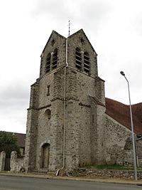 La Chapelle-sur-Chézy - Église Saint-Barthélémy 2.jpg