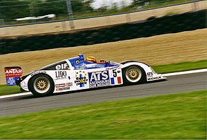 Auto Sport Academy - A Courage-Porsche Le Mans Prototype campaigned by La Filière in 1997, with Henri Pescarolo