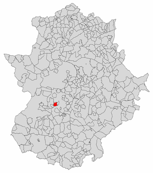 La Garrovilla - Location.png