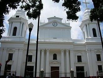 Alajuela - Image: La Iglesia Central de Alajuela