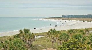 Fort De Soto Park County park in Florida, USA