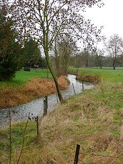 Selle river in France