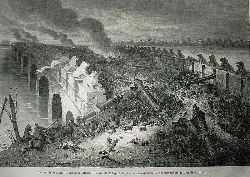 File:La bataille de Palikiao.jpg