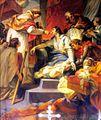 La derniere communion de Saint Louis, roi de France, par Gabriel-Francois Doyen.jpg