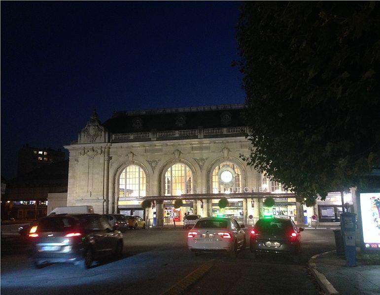 Gare de Troyes-2015