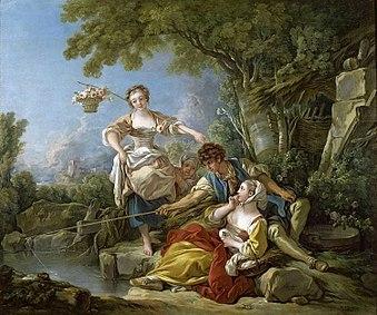 La pêche à la ligne-François Boucher.jpg